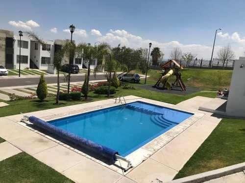 Imagen 1 de 20 de Precioso Departamento En Los Viñedos, Alberca Y Palapa, 2 Recamaras, 2 Baños  !!
