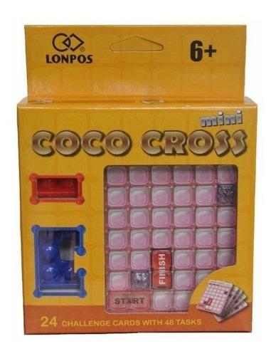 Juego De Destreza: Lonpos 048 Coco Mini