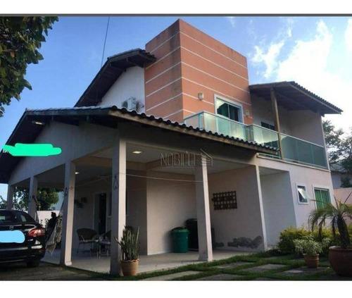Casa À Venda, 170 M² Por R$ 510.000,00 - Rio Vermelho - Florianópolis/sc - Ca0751