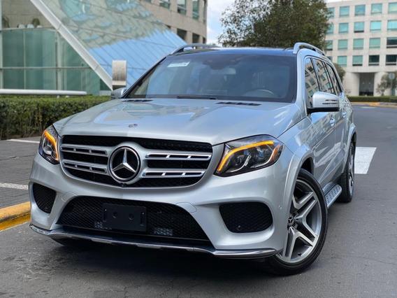 Mercedes-benz Clase Gls 4.7 500 At 2019