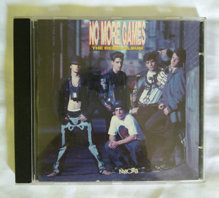 The New Kids On The Block No More Games Cd Original