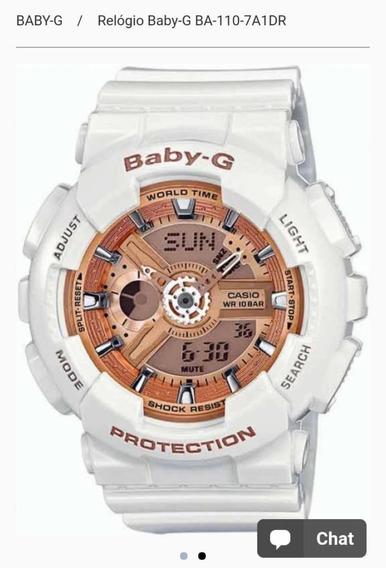 Relógio G-shock Casio Baby-g