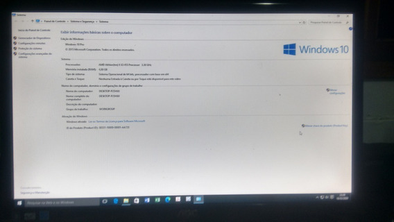 Pc Gigabyte 5giga Monitor Aoc 18.5 Inch Led (e943fwsk)