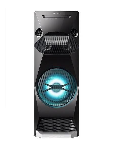 Minicomponente Con Tecnología Bluetooth® Mhc-v4d Con Efectos