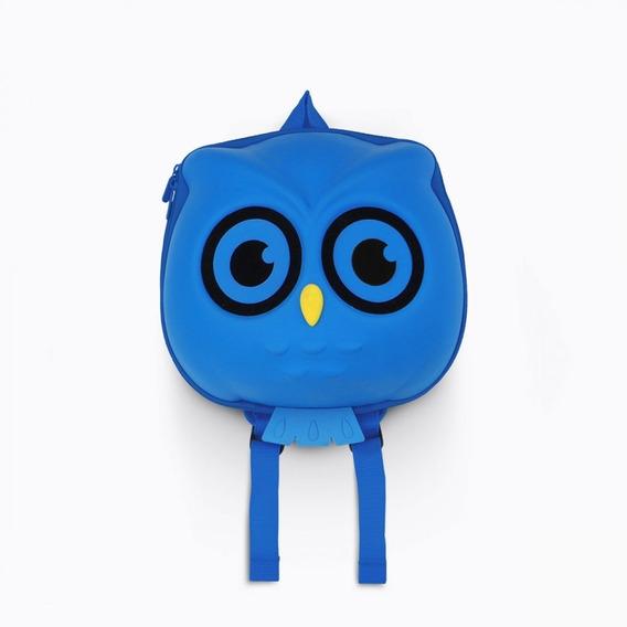 Mochila Para Chicos Buho Owl