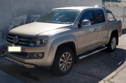 Volkswagen Amarok Highline Pack 2015 Full Full