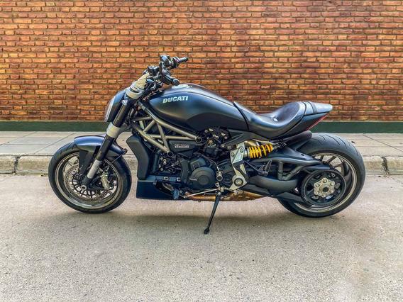 Ducati Xdiavel 1260 Black No Diavel Vroad Harley Bmw K1200
