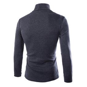 5bb2359a62329 Sweater Cuello Alto Hombre - Sweaters en Mercado Libre Chile