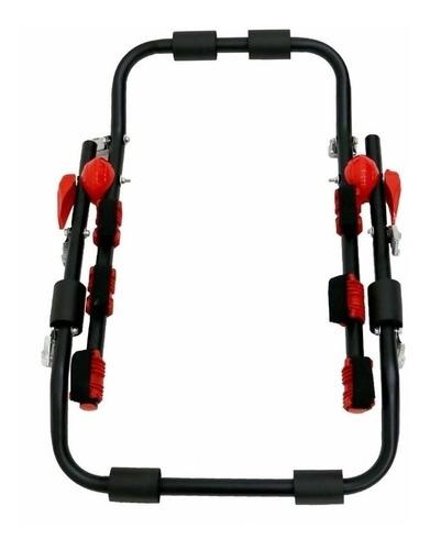 Porta Bicicletas Soporte 3 Bicis Reforzado Para Auto / Suv