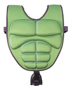 Chaleco De Natación Esculpido Hulk M L