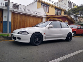 496ee4b9f Honda Civic Hatchback - Honda Civic en Mercado Libre Perú