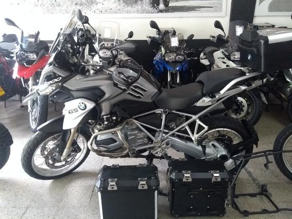Bmw R1200gs K50 2014 2° Serie