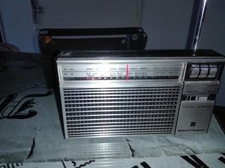 Radio National Panasonic Mod R 218 W
