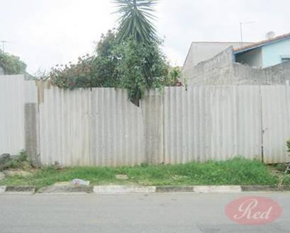 Terreno No Boa Vista- Suzano (10x30) - Te0180