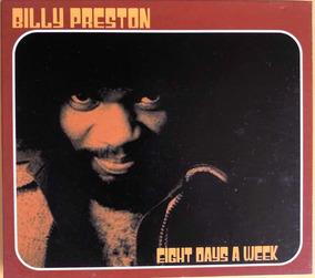 Billy Preston - Cd Importado