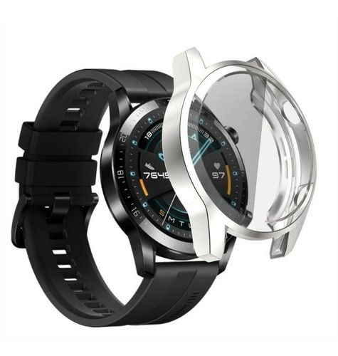 Carcasa Protector Forro Huawei Watch Gt2 46mm/ 42mm Pantalla