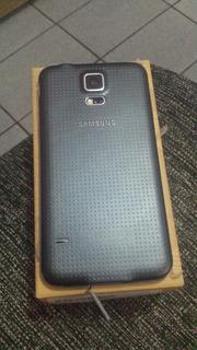 Tampa Do Samsung Galaxy S5 Novinha Emborrachada