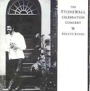 Cd Renato Russo - The Stonewall Celebration Conc.
