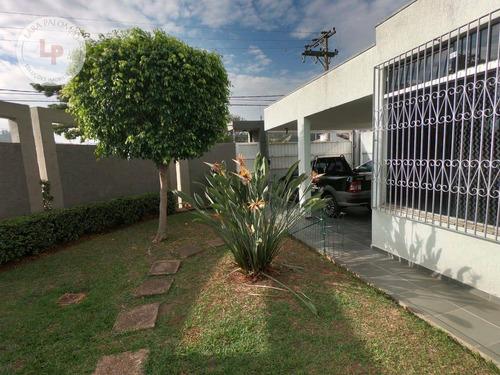 Casa Com 3 Dormitórios À Venda, 188 M² Vila Liberdade - Jundiaí/sp - Ca0031