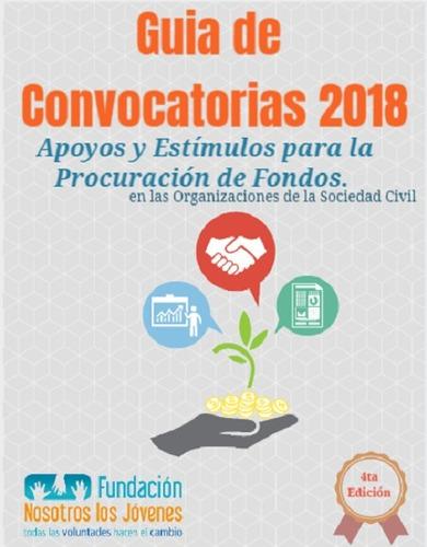 Guia De Convocatorias 2018 Osc