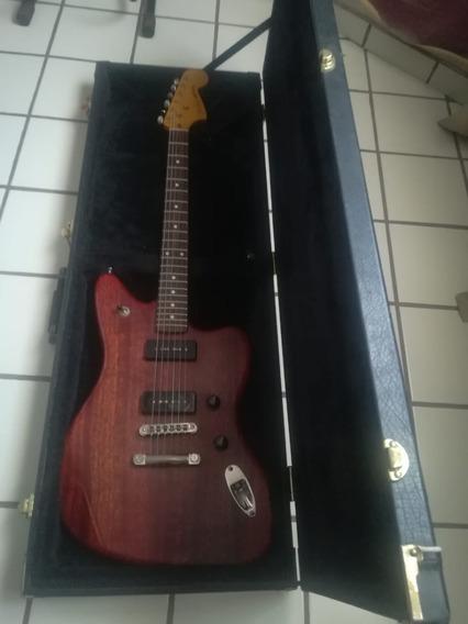 Fender Jaguar Modern Player Ii (modelo Del 2011 Al 2013)