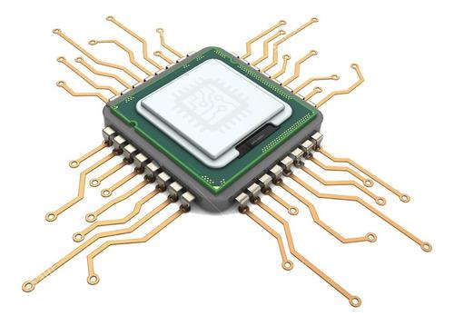Imagen 1 de 4 de Chip Virtual Epson Wf-2850 Wf-2860 Imprime Sin Chip