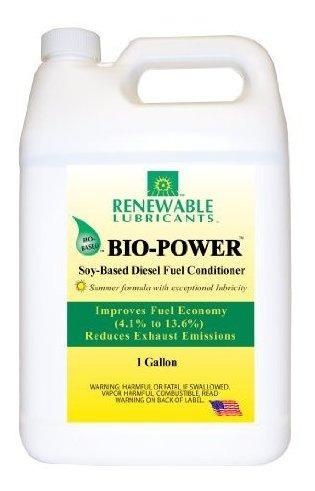 Imagen 1 de 1 de Renewable Lubricants Bio-power Summer Diesel Fuel Conditione