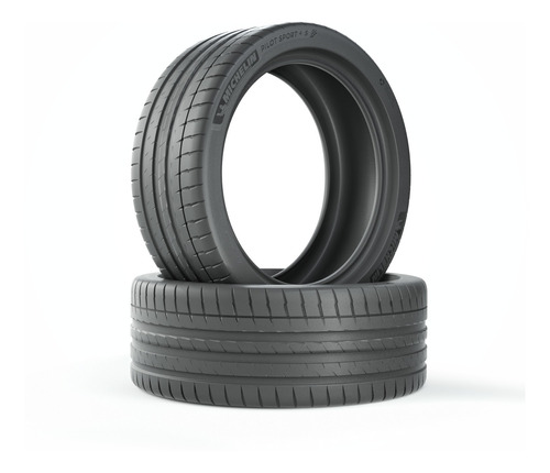 Kit X2 Neumáticos 285/35-20 Michelin Pilot Sport 4s 104y