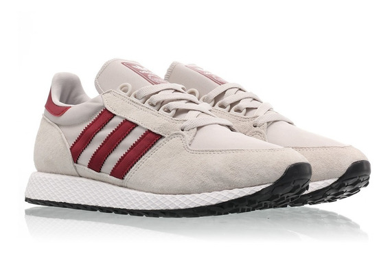 Tênis adidas Forest Grove Chalk Pearl Masculino.