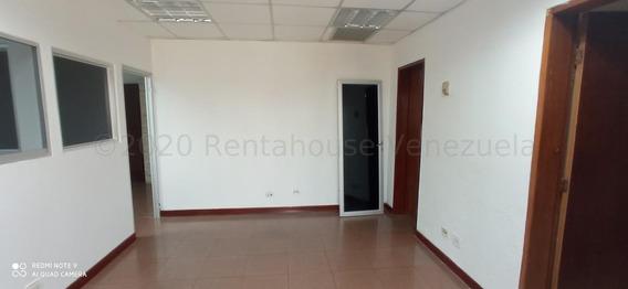 Oficina En Alquiler El Parque Barquisimeto 20-24129 Rr