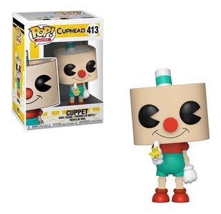 Funko Pop Games: Cuphead - Puphead