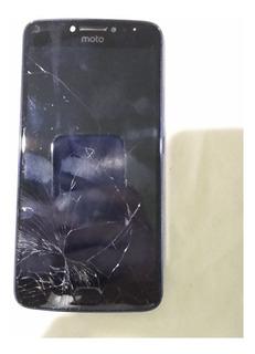 Celular Motorola E4 Plus- Pantalla Dañada Pero Funciona 100%