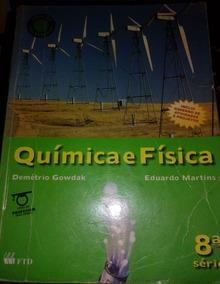 Quimica E Fisica Demétrio Gowdak