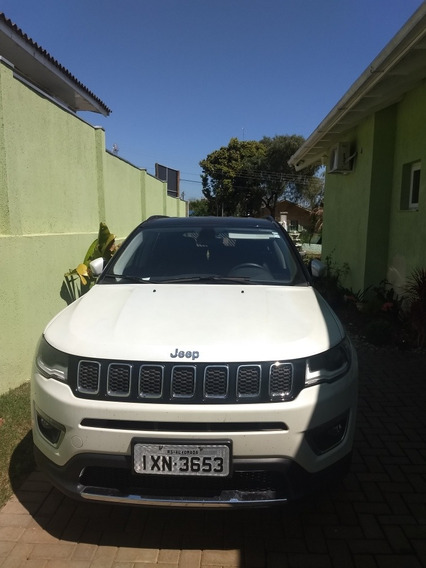 Jeep Compass 2.0 Limited Flex Aut. 5p 2017