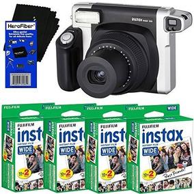 Fujifilm Instax 300 Wide-formato De Foto Instantânea Câmer