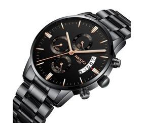 Relógio Nibosi Original A Prova D