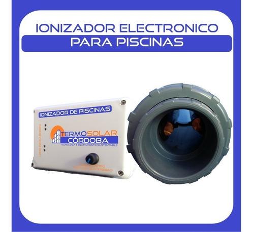 Imagen 1 de 6 de Ionizador Para Pileta / Termosolar Córdoba
