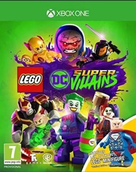 Lego Super Vilões Deluxe Edition Midia Digital Xbox One