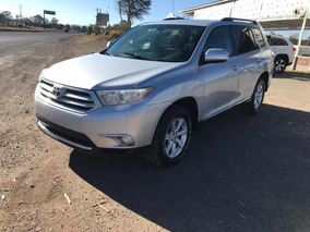 Toyota Highlander Base Premium Aa R-17 At 2011 4x2