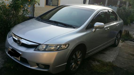 Honda Civic 1.8 Lxl Couro Flex 4p 2011