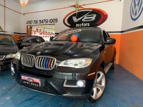 Bmw X6 4.4 50i 4x4 Coupé 8v  Bi-turbo Gasolina 2014