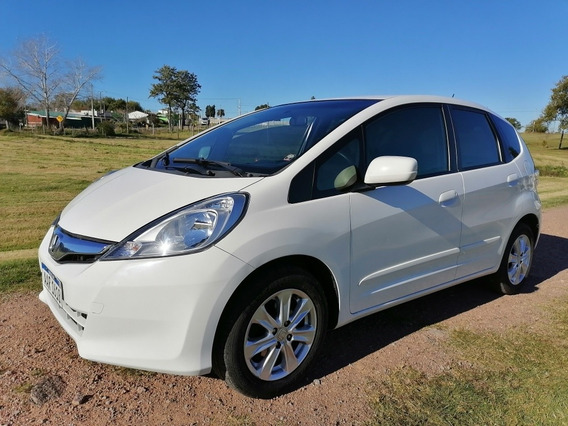 Honda Fit 2013 1.4 Lx-l At 100cv
