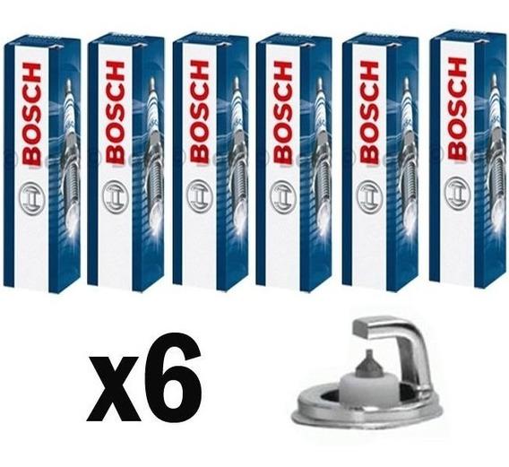 Vela Ignição Bosch Iridium Gm Captiva E Omega 3.6 Ford Edge