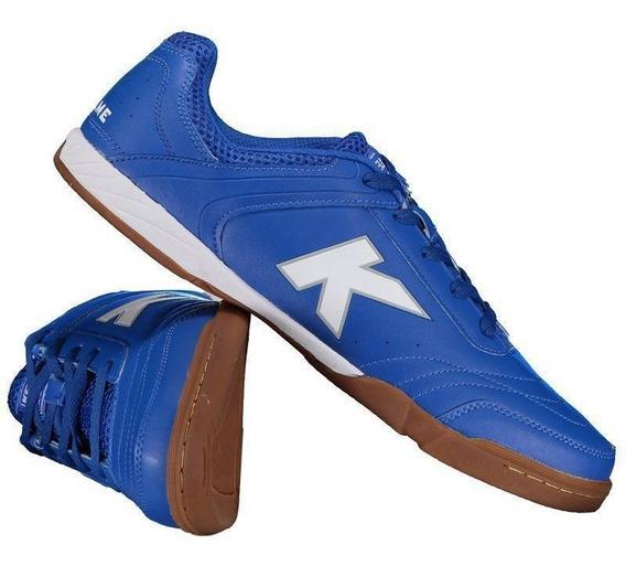 Chuteira Kelme Precision Trn Futsal Azul