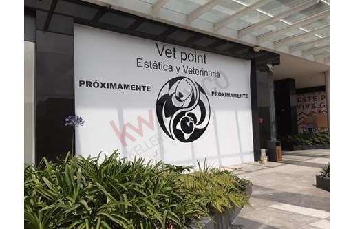 Local Comercial En Renta En Desarrollo The Point En $92,972.88