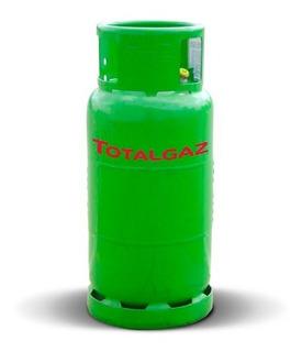 Garrafa Autoelevador Glp 15kg Propano Total Gas