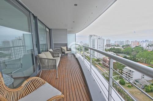 Apartamento 2 Dormitorios En Suite En Alquiler- Ref: 3350