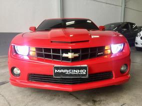 Chevrolet Camaro Ss 6.2 V8 Automatico *top De Linha* 2012