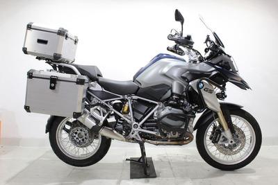 Bmw R 1200 Gs Premium 2016 Azul