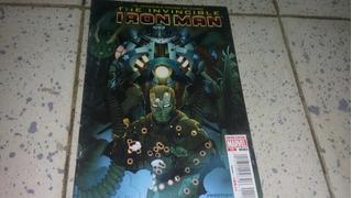 Comic Ironman El Invencible Hombre De Hierro # 18 Español